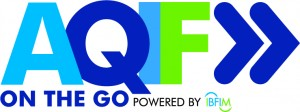 AQIF On The Go Logo