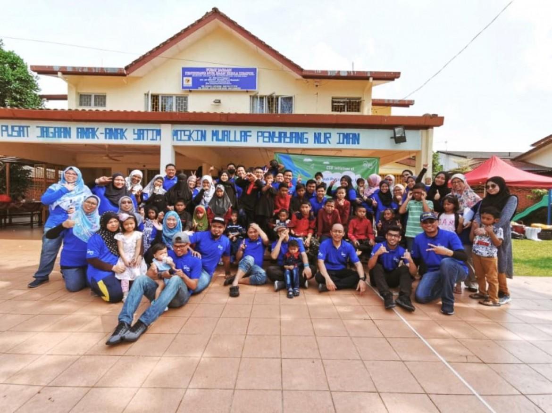 IBFIM CSR: Rumah Penyayang Nur iman