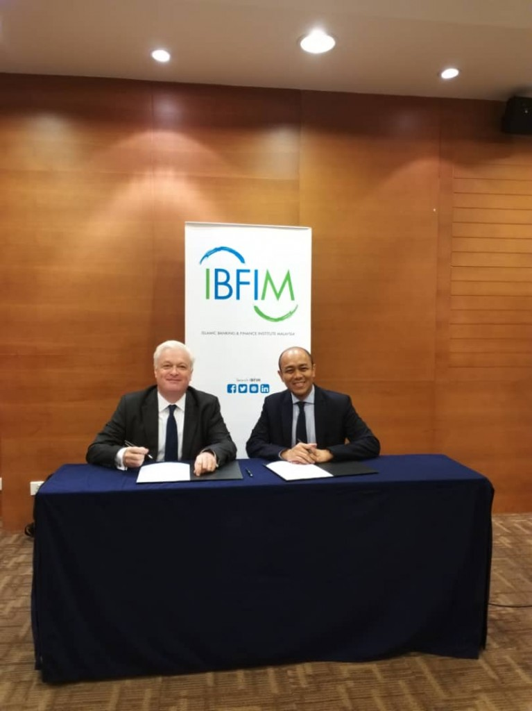 RECOGNITION OF IBFIM'S QUALIFICATION BY CISI